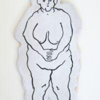 Ceramic Nude #3