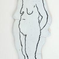 Ceramic Nude #4
