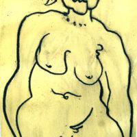 After Matisse: She's Older Now